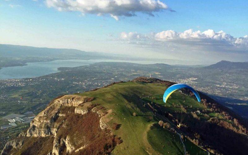 Paragliding Seminyak