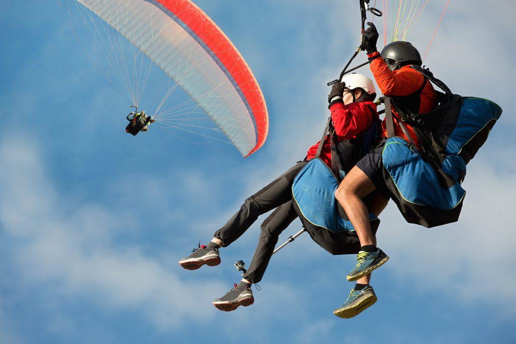 Harga Tiket Paragliding Bali Ubud