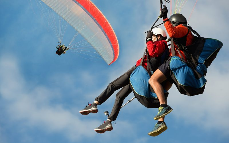 Paragliding Bali Ubud