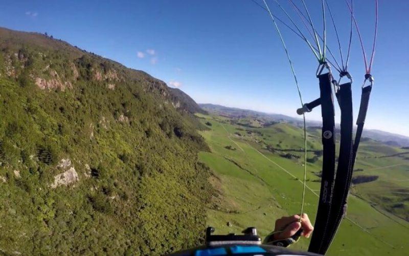 Paragliding Gunung Payung
