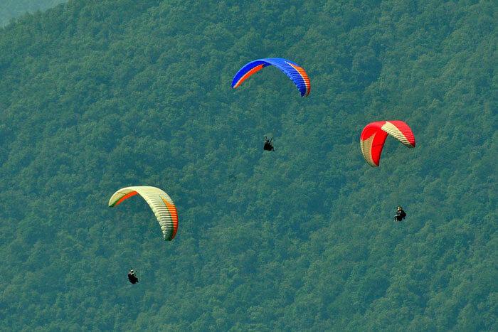Harga Tiket Paragliding Palu Sulawesi