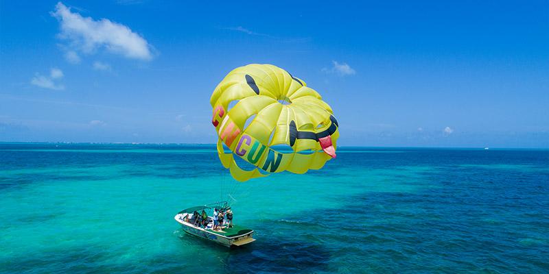 Harga Tiket Paragliding Speed Boat