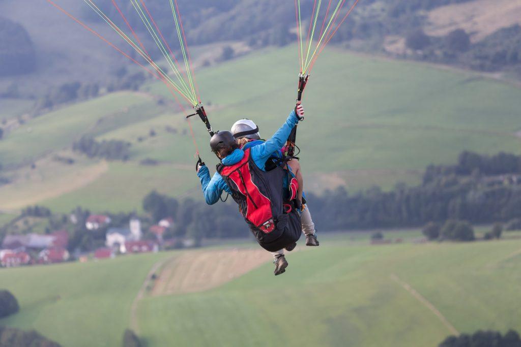 Harga Tiket Paragliding Bogor 2019