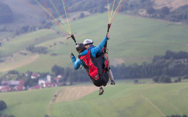 Paragliding Bogor