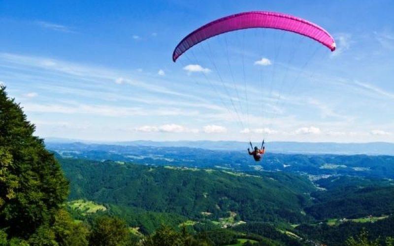 Paragliding Puncak Bogor
