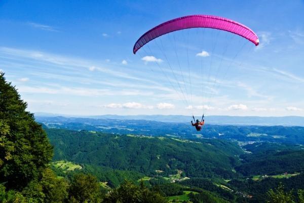 Harga Tiket Paragliding Puncak Bogor