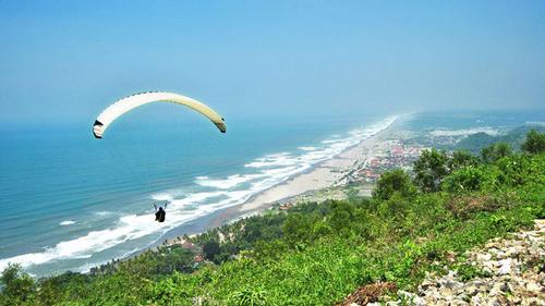 Harga Tiket Paragliding Yogyakarta